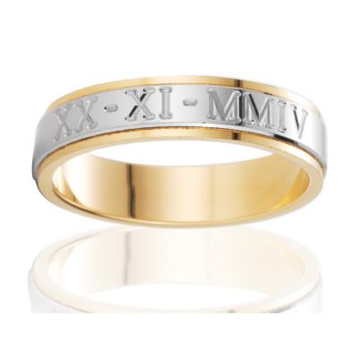 Romain 50 - Les Alliances De Mariage
