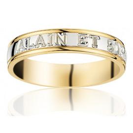 Alexandre 40 - Les Alliances De Mariage
