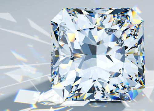 Un Diamant, Symbole d'éternité