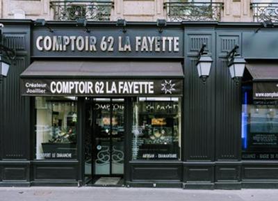 Bijouterie Comptoir 62 La Fayette